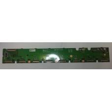 LG 6871QRH068A (6870QSH003A) Bottom Right XR Buffer Board