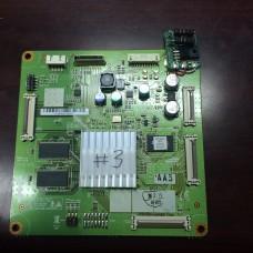 Samsung BN96-04881A (LJ92-01452A) AA3 Main Logic CTRL Board