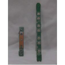 Emerson LC320EM2 Key Control and IR Sensor Board