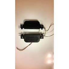 Philips 50 LCD TV 50PFL3807/F7 Set Speakers L&R S0412F39