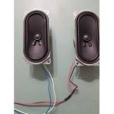 Sanyo FW55D25F Set of Speakers L&R S0411F26
