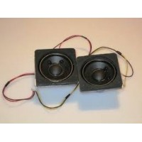 Sanyo FW32D06F B Complete Speaker Set DS0806