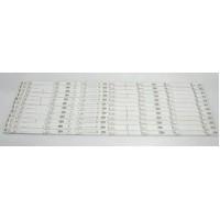 TCL 4C-LB6507-YH LED Backlight Strips (12)