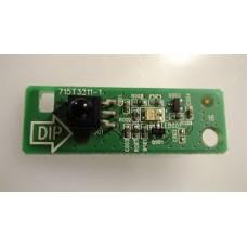 Sharp LC-42SB45UT IR Sensor Board IRPF8PB9