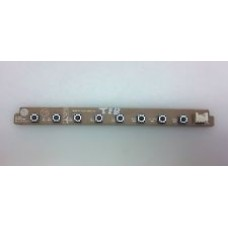 LG 42PC3DV-UD 68719SM157D 68709S0138A Key Controller Board