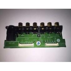 LG 6871TST953A (6870TC17E63) AV Board