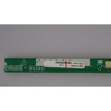 Sharp LC-80UQ17U IR Sensor Board DUNTKG369FM01