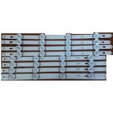 LG 6916L-1730A/6916L-1731A LED Strips - 10 Strips