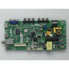 TCL 32B2800 Main Board / Power Supply L14100138