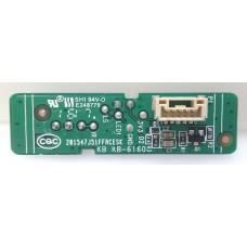 TCL 32S3750 IR Sensor Board 40-32S380-IRC2LG