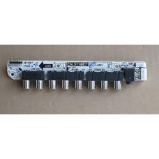 Sceptre X505BV-FMDR Analog AV Side Signal Input Board CN.3110E71