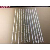 Sanyo Magnavox UDULEDLXT001/UDULEDLXT002 LED Backlight Strips (8)