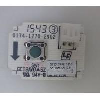 Vizio 3632-0262-0156 Power Bottom D32HN-D0 0174-1770-2902