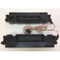 Vizio XVT3D554SV TV Speakers 0335-1508-1512 w/ Cables (Left and Right)