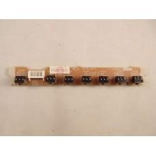 """JVC 42"""" LCD TV LT-42EM59 Buttons & IR Sensor SFN-7011A SFN-8011A"""