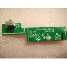 TCL 40-40F380-IRD2LG IR Remote Sensor