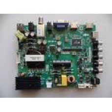 Sanyo 02-SHY39A-CXS001 Main Board/Power Supply for DP39D14